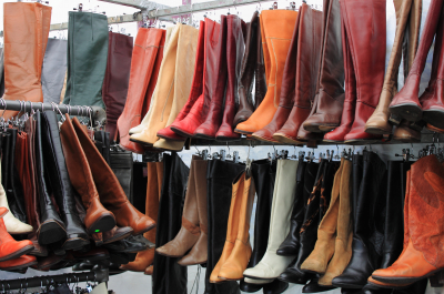 many kind of boots